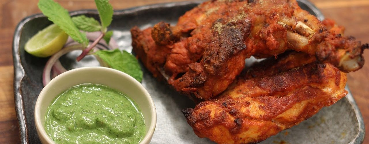 How to Make a Tandoori Chicken