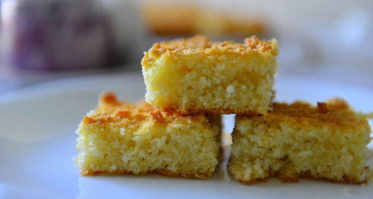 Goan Coconut Cake Recipe
