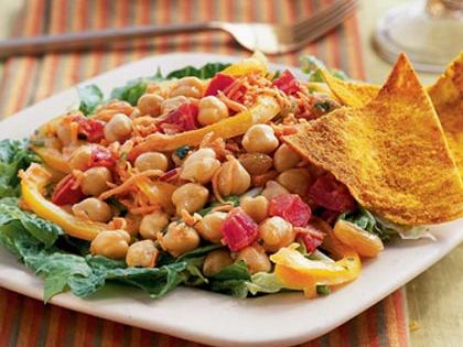 Chickpea Salad Recipe