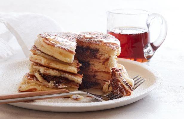 Nutella Pancake Recipe